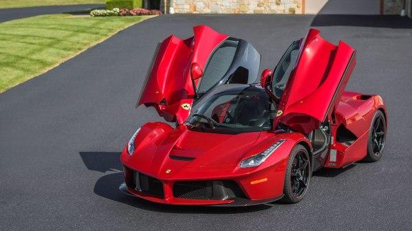 Ferrari LaFerrari (2)