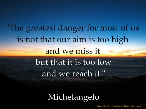 Michelangelo-sunrise