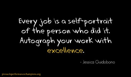 Autograph your work with excellence pinnacle for Self magazine customer service