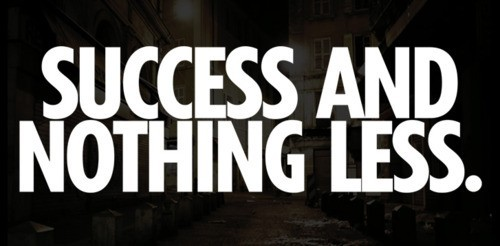 SuccessNothingLess