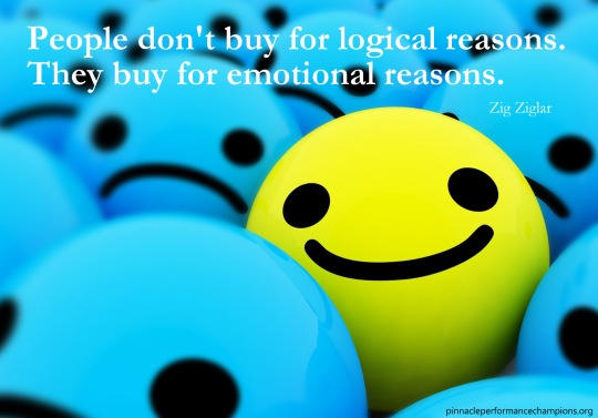 Zig - People Buy Emotionally
