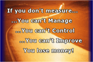 If You Don't Measure