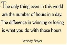 Winning Hours
