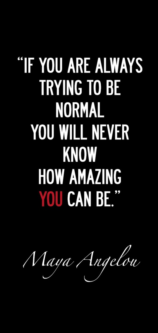 How Amazing You Can Be
