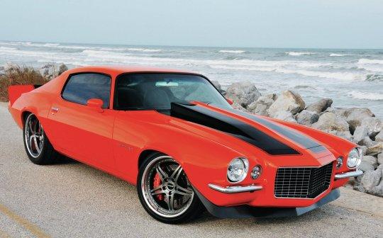 1971 Chevy Camaro Pro-Touring Custom