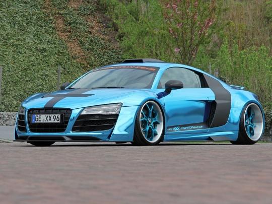 2013 XXX Performance Audi R8 V10