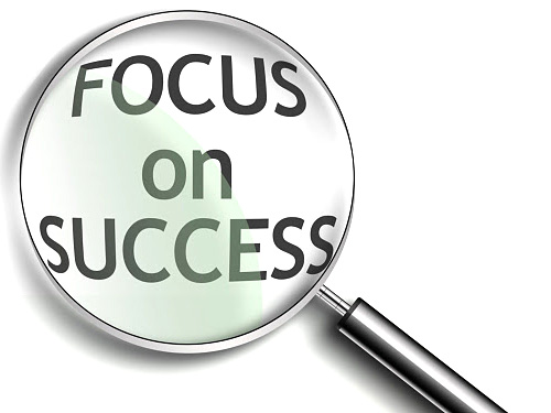 Monday Morning Motivation Focus