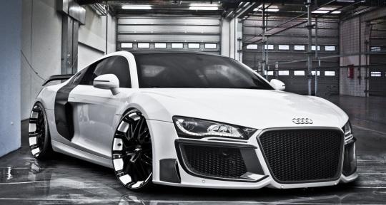 Regula Tuning Audi R8