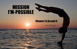 Mission Im-Possible