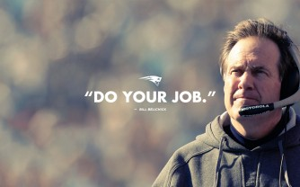 Image result for bill belichick do your job meme