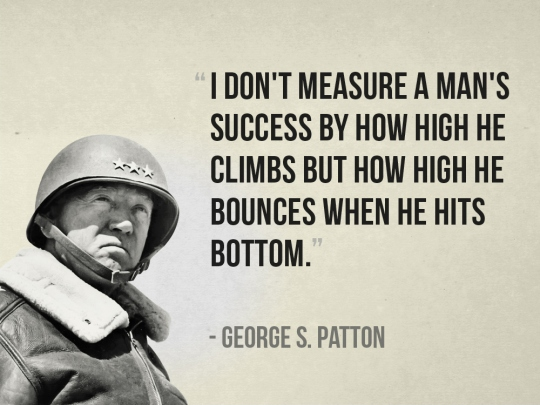 George-Patton-Success