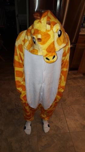 1 Ear Giraffe