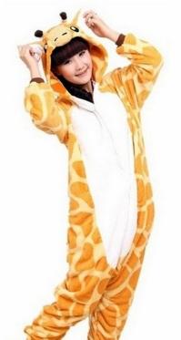 Giraffe Onesie PJ's