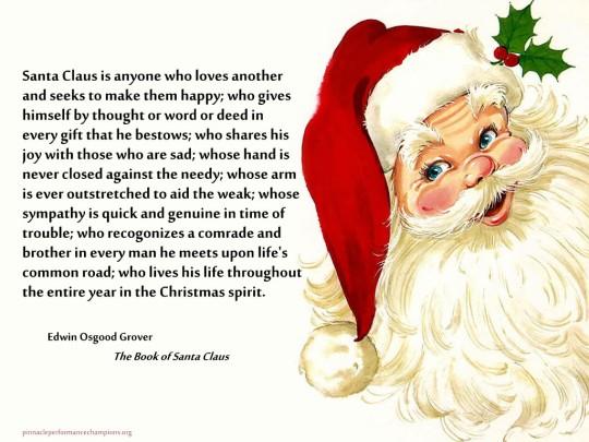 Santa Claus Is