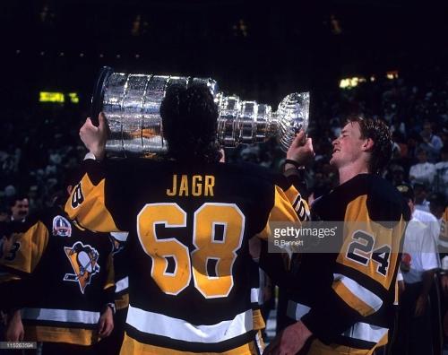 Jagr Stanley Cup