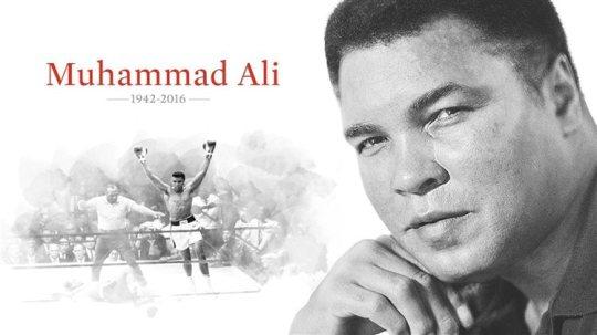 Ali 1942-2016