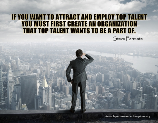 Attract and Employ Top Talent
